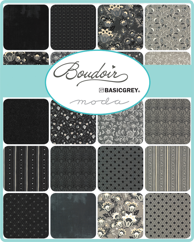 Boudoir Fabric Collection