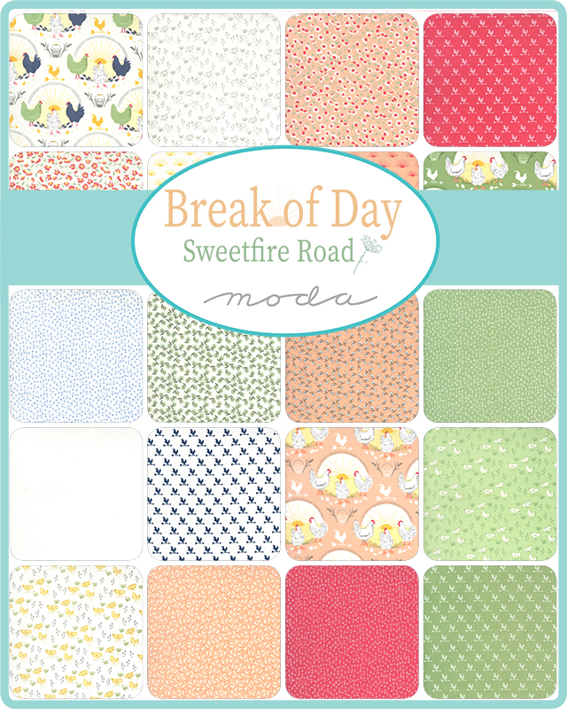 Break of Day Fabric Collection