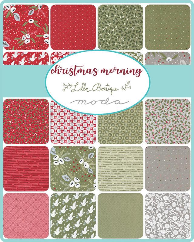 Christmas Morning Fabric Collection