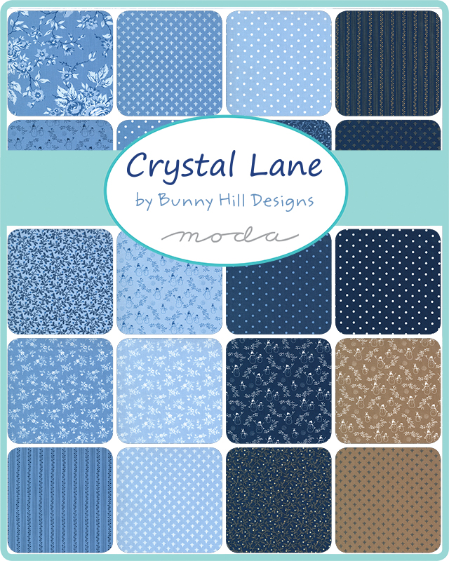 Crystal Lane Fabric Collection
