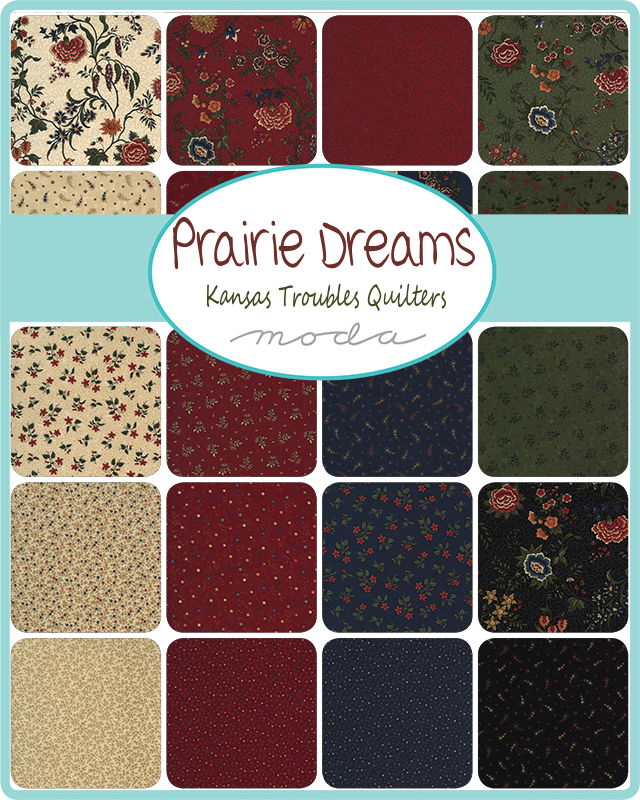 Prairie Dreams Fabric Collection