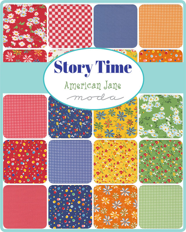 Story Time Fabric Collection