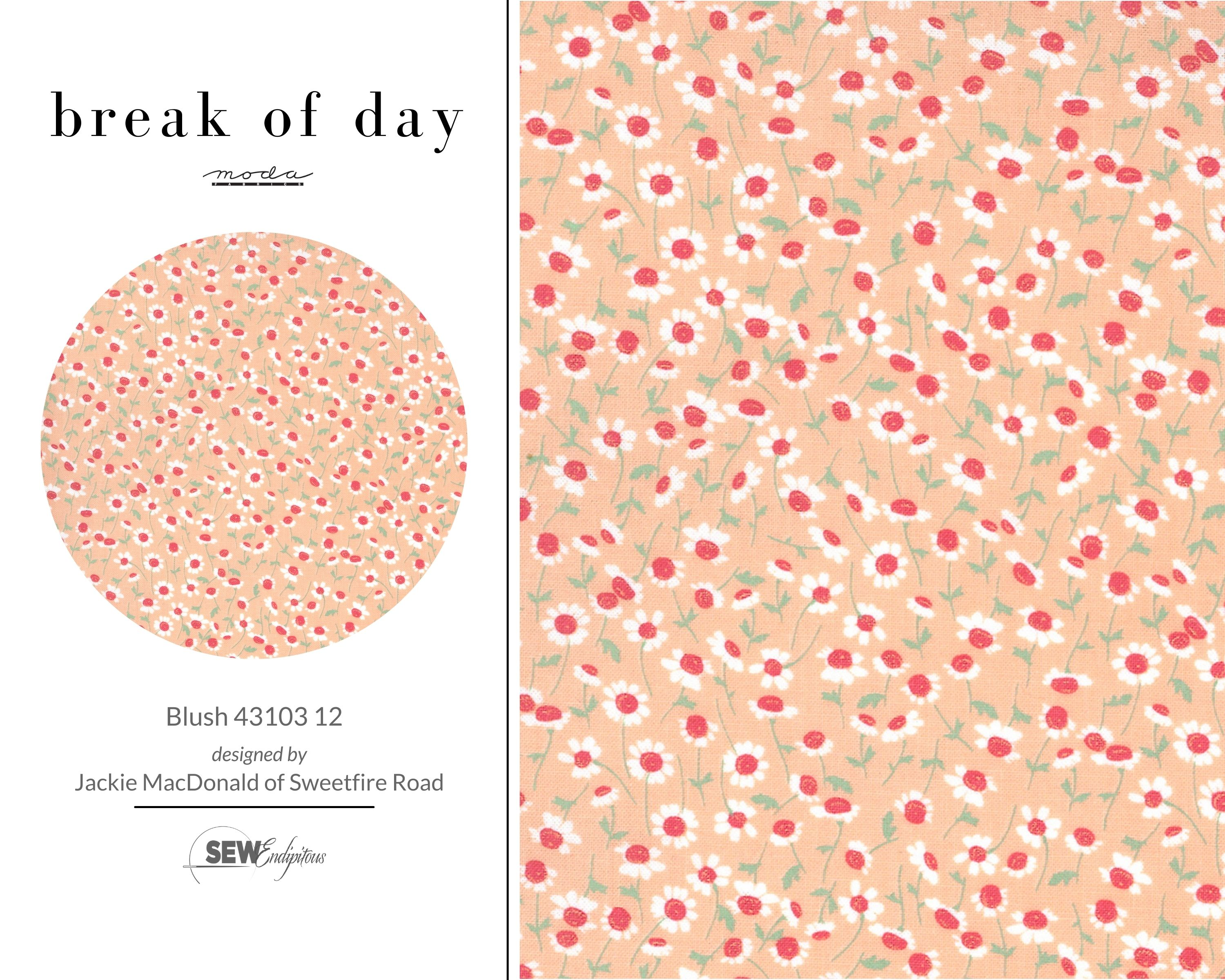 Break Of Day - Blush 43103 12