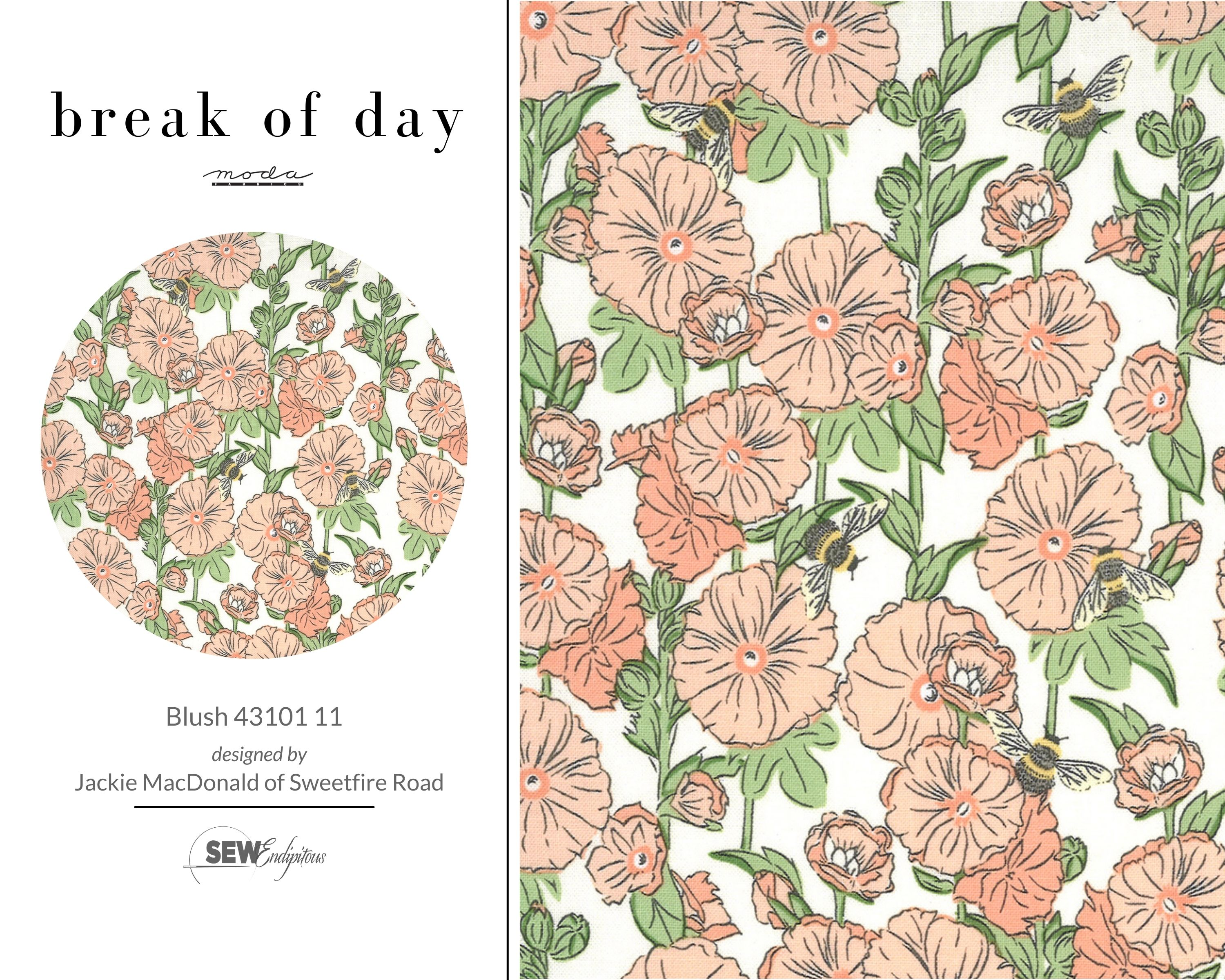 Break Of Day - Blush 43101 11