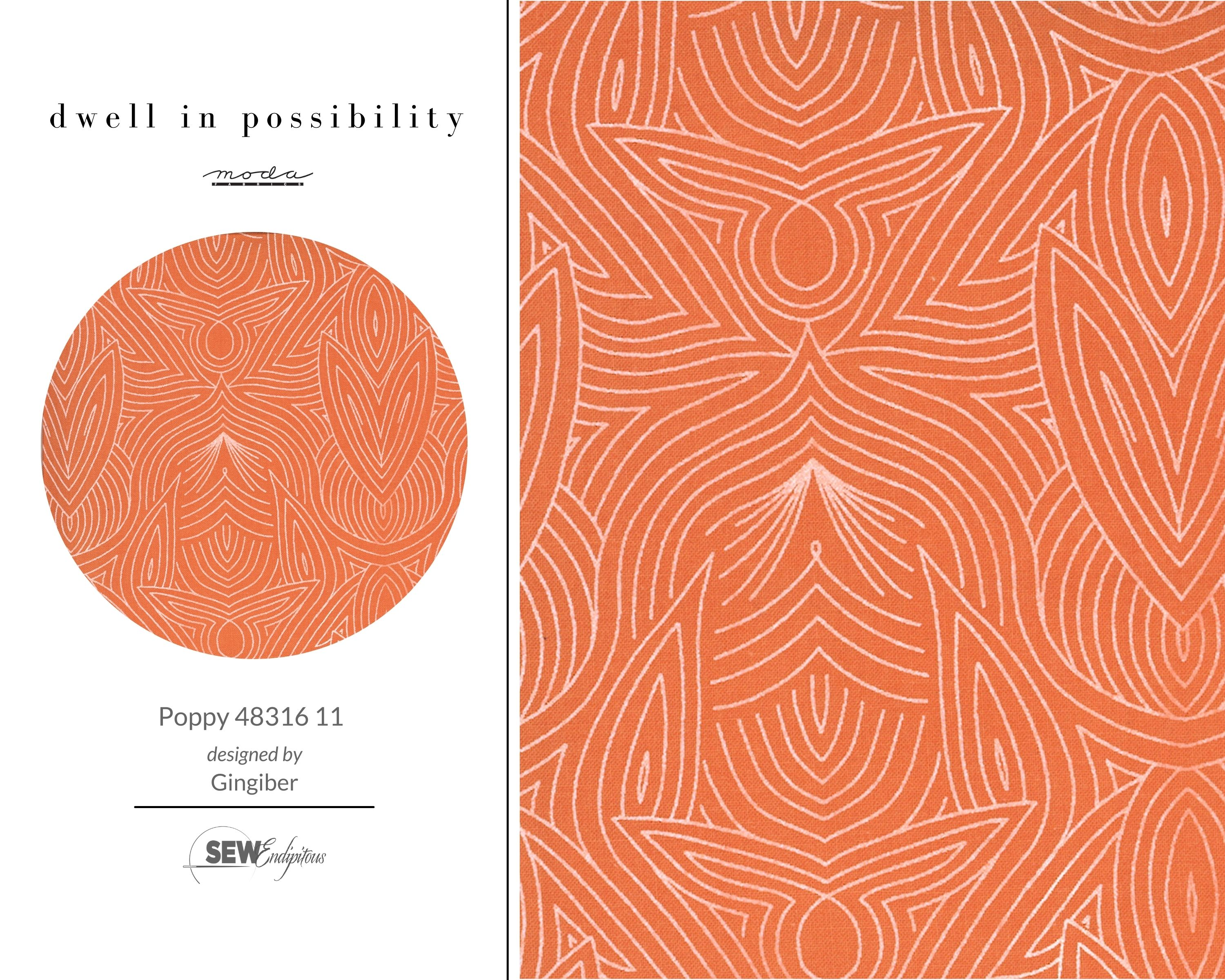 Dwell in Possibility - Poppy 48316 11