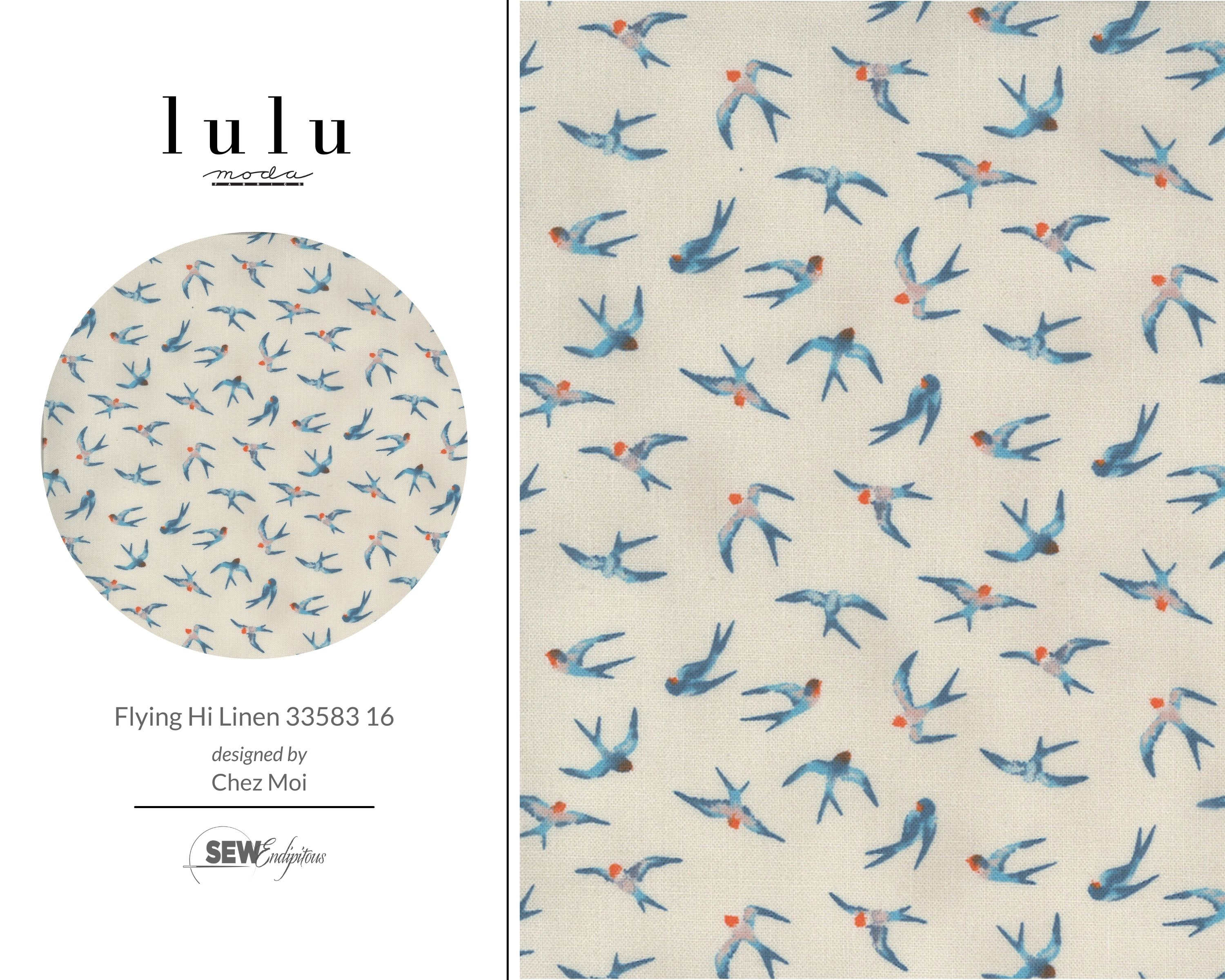 Lulu - Flying Hi Linen 33583 16
