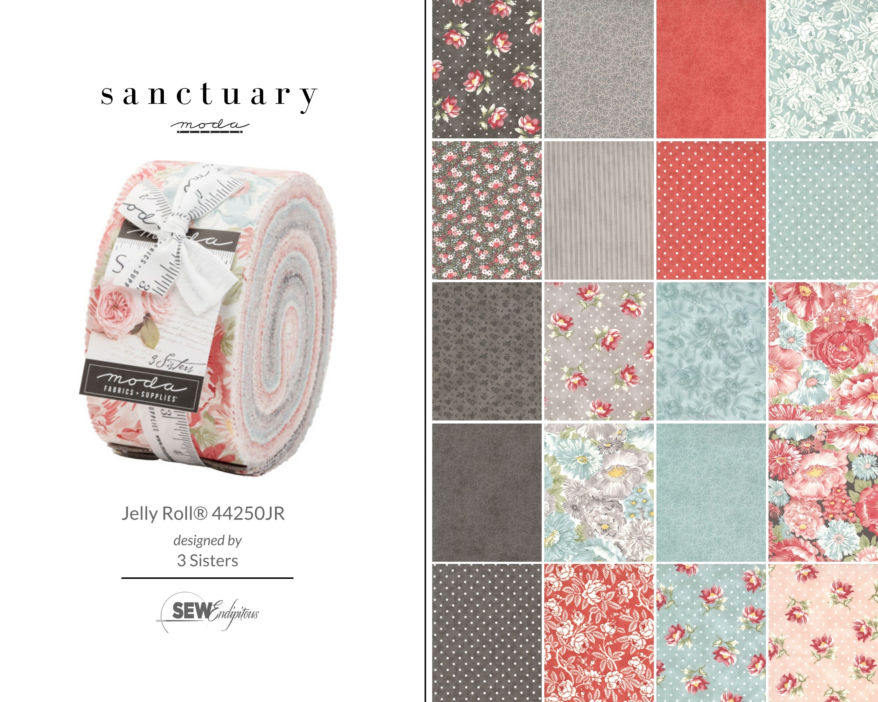 Sanctuary - Jelly Roll 44250JR
