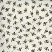 Bee Grateful - Dove Grey 19965 14