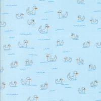 Soft and Sweet - Flannel Light Blue 20604-14F