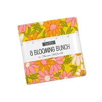 A Blooming Bunch - Charm Pack 40040PP Moda Precuts 5