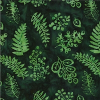 Malibu Batiks - Jungle 4357 37