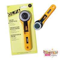 OLFA 45 mm Original Rotary Cutter RT-2/G 9651