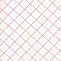 Smitten - Bias Plaid Red 55175-17