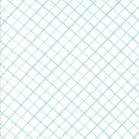 Smitten - Bias Plaid Aqua 55175-28