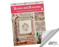 Blooms and Blossoms Book - B1546 Martingale