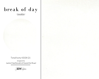 Break Of Day - Tonal Ivory 43104 21