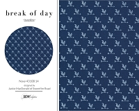Break Of Day - Navy 43108 14