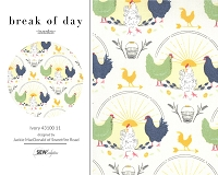 Break Of Day - Ivory 43100 11