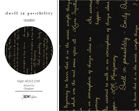 Dwell in Possibility - Night 48315 23M Metallic
