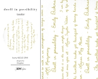 Dwell in Possibility - Ivory 48315 19M Metallic