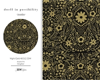 Dwell in Possibility - Night Gold 48312 33M Metallic