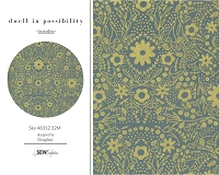 Dwell in Possibility - Sky 48312 32M Metallic