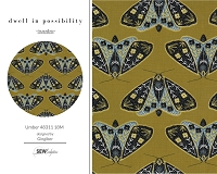 Dwell in Possibility - Umber 48311 18M Metallic