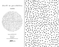 Dwell in Possibility - Ivory 48318 19