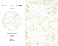 Dwell in Possibility - Ivory 48317 19M Metallic