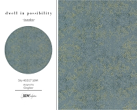 Dwell in Possibility - Sky 48317 16M Metallic