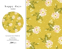 Happy Days - Carnation Zest 37600 16