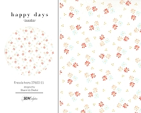 Happy Days - Fressia Ivory 37603 11