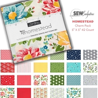 Homestead - Charm Pack 24090PP Moda Precuts