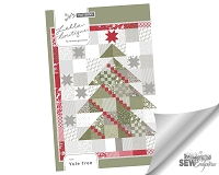 Yule Tree LB 199 Lella Boutique Pattern