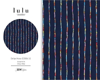 Lulu - Stripe Navy 33586 11