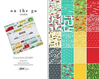 On the Go - Charm Pack 20720PP Moda Precuts