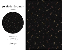 Prairie Dreams - Black 9651 19