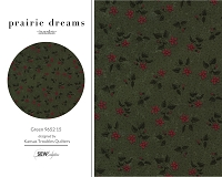 Prairie Dreams - Green 9652 15
