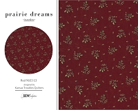 Prairie Dreams - Red 9653 13