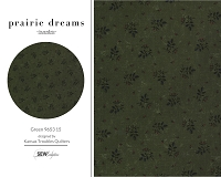 Prairie Dreams - Green 9653 15