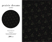 Prairie Dreams - Black 9653 19