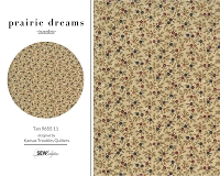 Prairie Dreams - Tan 9655 11