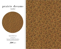 Prairie Dreams - Gold 9655 12