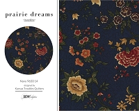 Prairie Dreams - Navy 9650 14