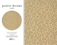 Prairie Dreams - Tonal Tan 9655 21