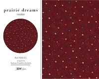 Prairie Dreams - Red 9656 13