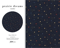 Prairie Dreams - Navy 9656 14