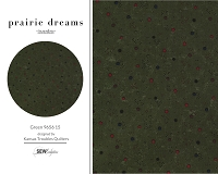 Prairie Dreams - Green 9656 15