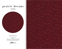Prairie Dreams - Red 9657 13