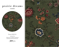 Prairie Dreams - Green 9650 15